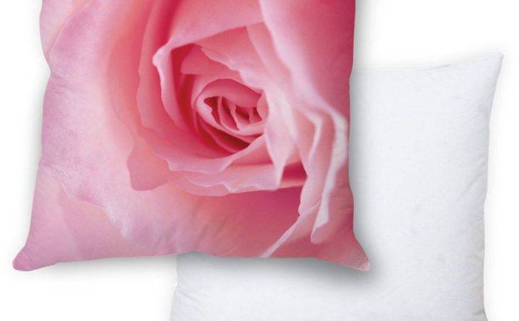 Stybuzz Pink Rose Cushion Cover Filler Buy