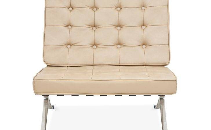 Style Cream Barcelona Chair Cult