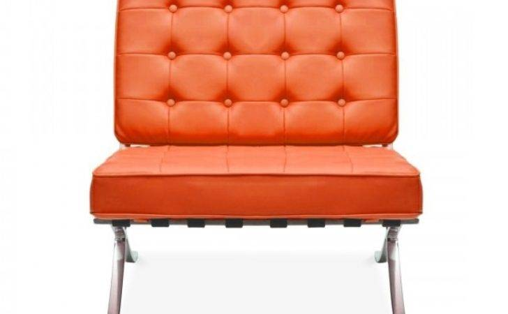 Style Orange Barcelona Chair Cult