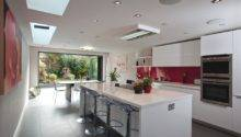 Stylish Kitchen Design Modern London Home Adelto