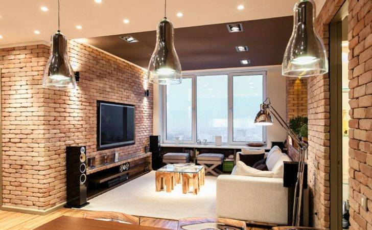 Stylish Laconic Functional New York Loft Style