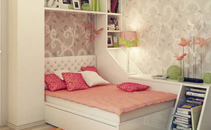 Stylish Teenage Girls Bedroom Ideas Home Design Lover