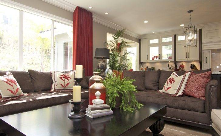 Stylish Transitional Room Before After Robeson