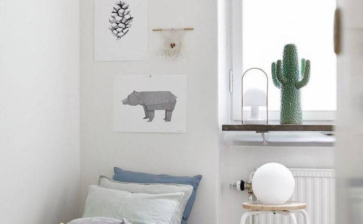 Subtle Blue Hues Kids Rooms