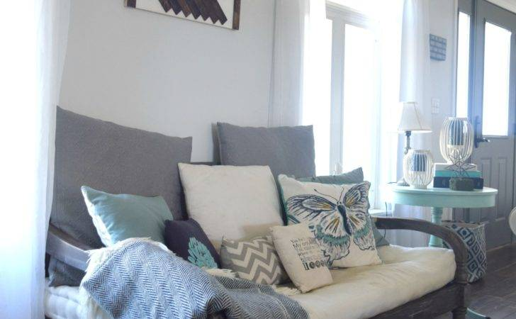 Summer Home Tour Coastal Rustic Bold Mix Our