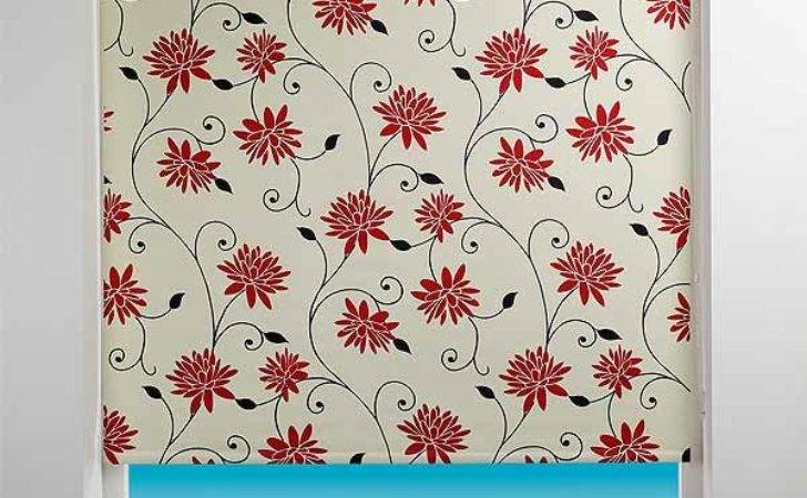 Sunlover Patterned Thermal Blackout Roller Blinds Ebay