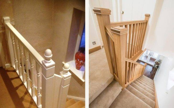 Superior Replacing Staircase Achieved