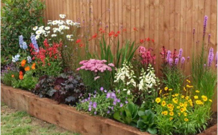 Supplied Fitted Cottage Garden Borders