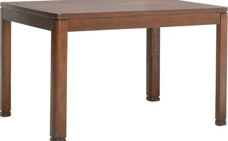 Sutter Place Brown Cherry Dining Table Tables