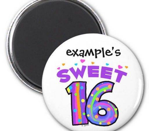 Sweet Magnet Create Your Own Zazzle