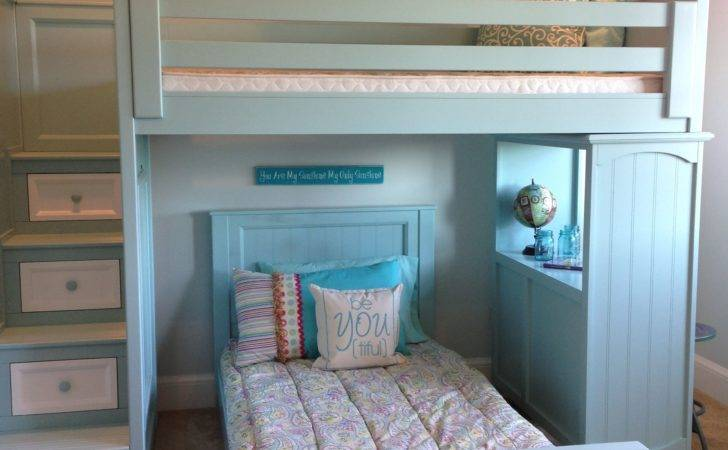 Sydney Bunk Bed Would Cute Girls Room
