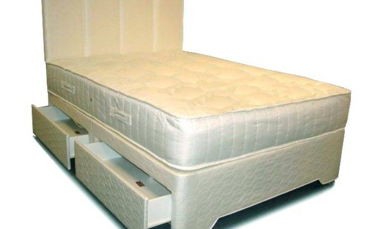 Symphony Zoned Pocket Sprung Divan Set