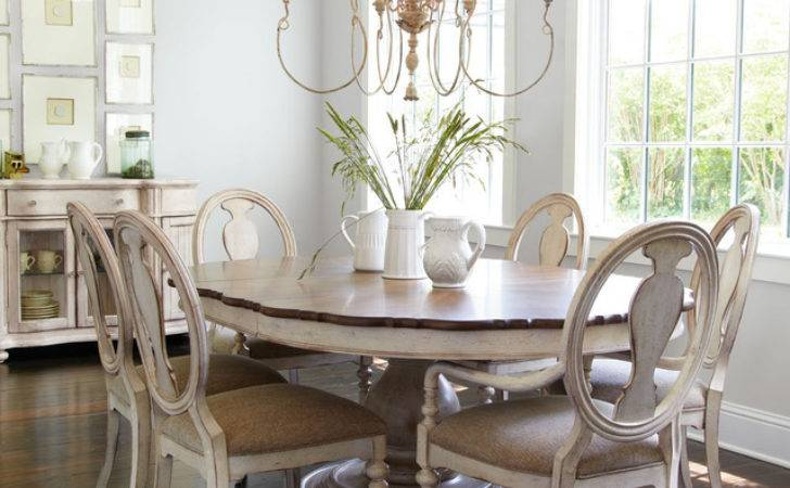 Tabitha Dining Furniture Shabby Chic Style