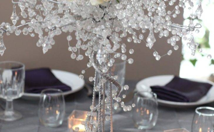 Table Centerpieces Ideas New Year Eve