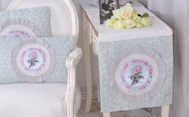 Tablecloth Country Style Runner Table