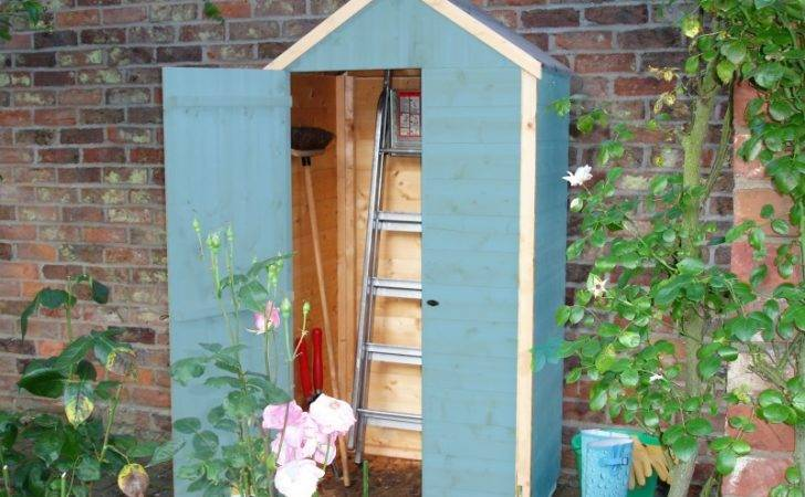 Tall Store Storage Shire Garden Buildings