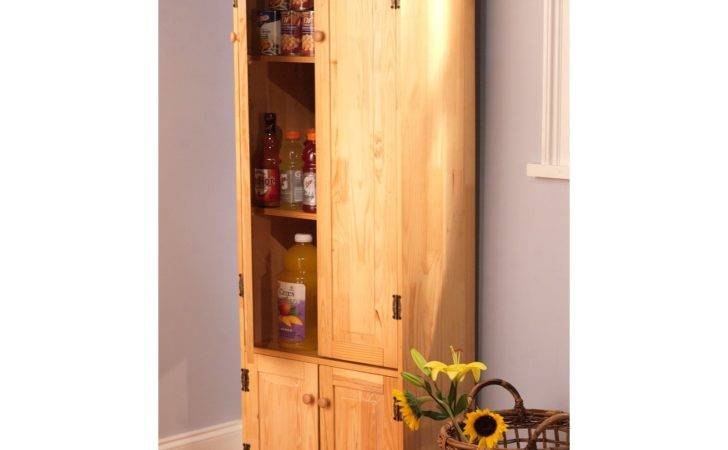 Target Marketing Systems Extra Tall Cabinet Pantry