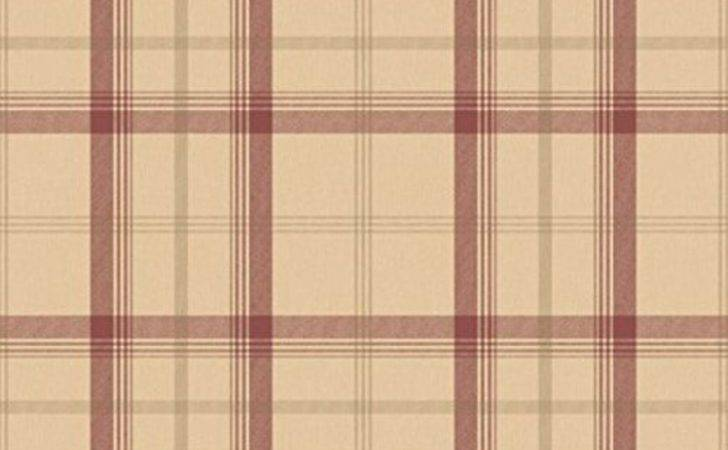 Tartan Plaid Checked Ideal Feature Walls