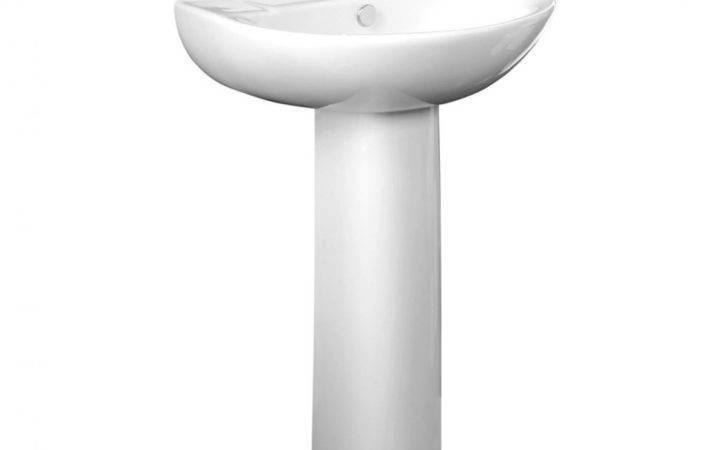 Tavistock Micra Short Projection Toilet Basin Set