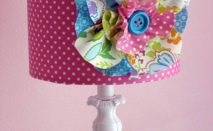 Tda Decorating Design Fabric Lamp Shade Feature