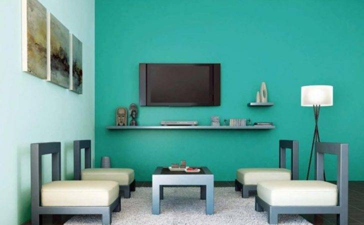 Teal Color Schemes Living Rooms Hamipara
