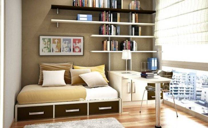 Teen Bedroom Designs Modern Space Saving Ideas Small