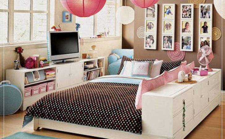Teen Girls Bedroom Cute Furniture