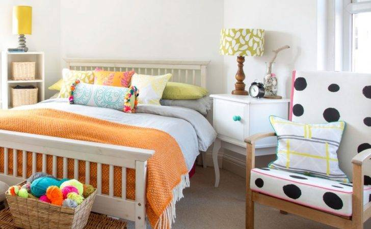 Teenage Girl Bedroom Furniture Design Interior