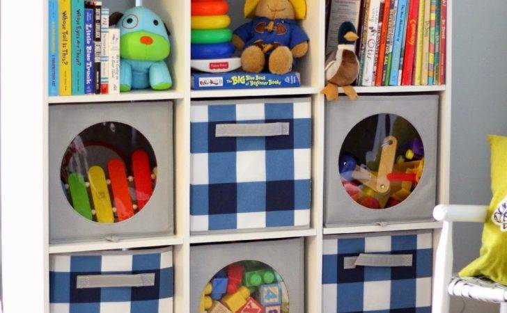 Ten June Kids Room Play Toy Storage Ideas