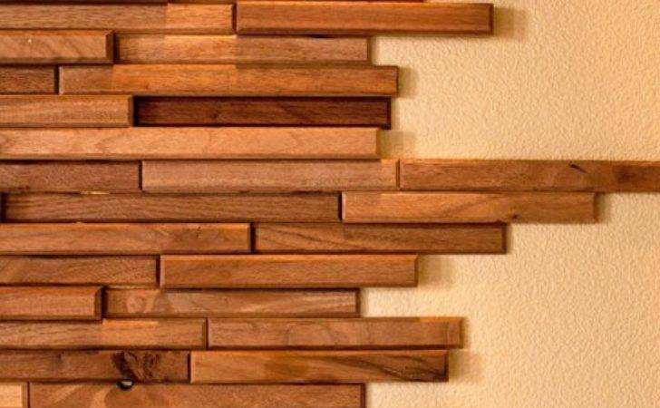 Thad Mills Reclaimed Wood Accent Wall