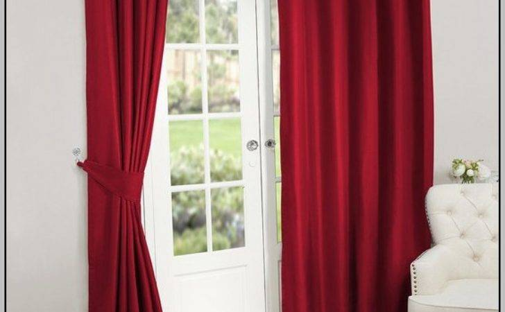 Thermal Lining Curtains Eyelet Home