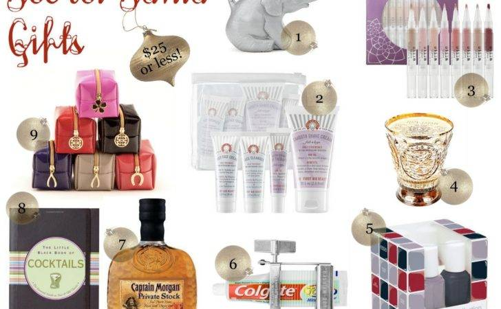 These Gifts Run Gamut Ladies Your Beauty Lover