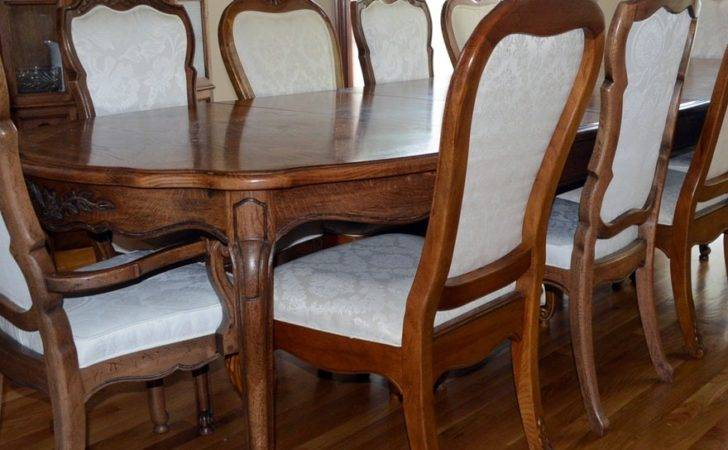 Thomasville French Provincial Style Dining Table