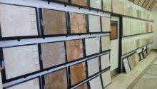 Tile Display Racks Durango Stone