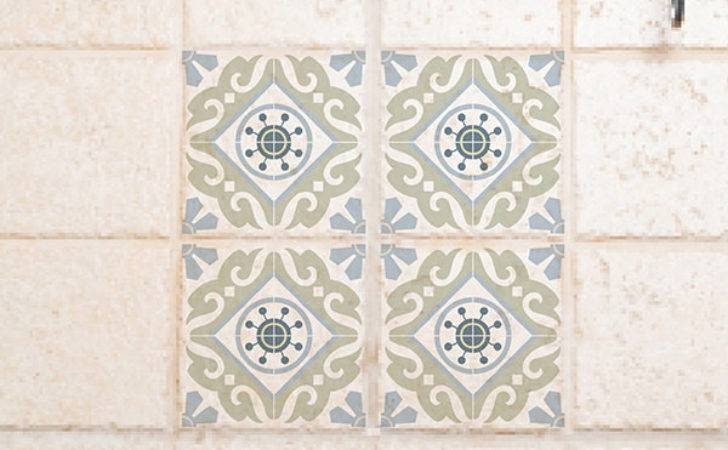 Tile Wall Decals Stickers Vanill
