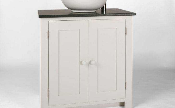 Timber Bathroom Vanity Cabinets Traditional