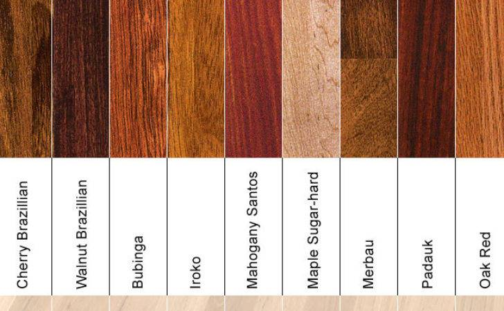 Timber Floor Types Styles Species Services