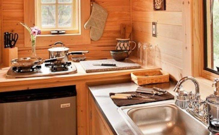 Tiny House Kitchen Lodge Thinkfwd