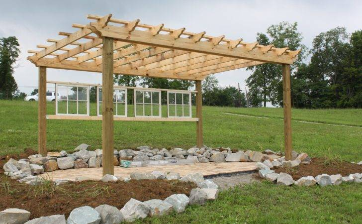 Tips Building Your Own Beautiful Pergola Old World