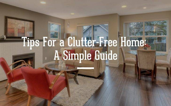 Tips Clutter Home Simple Guide