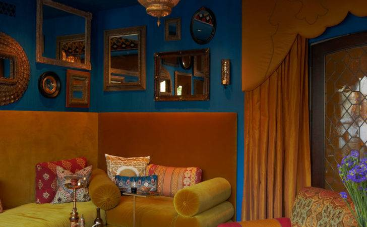 Tips Creating Moroccan Themed Living Room