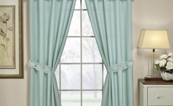 Tips Decorate Beautiful Window Curtains Interior Design