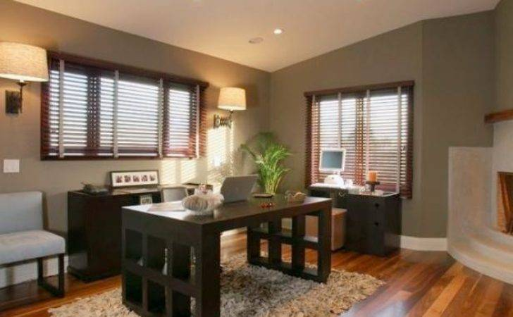 Tips Designing Your Home Office Hgtv