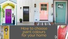 Tips Get Right Choosing External Colour