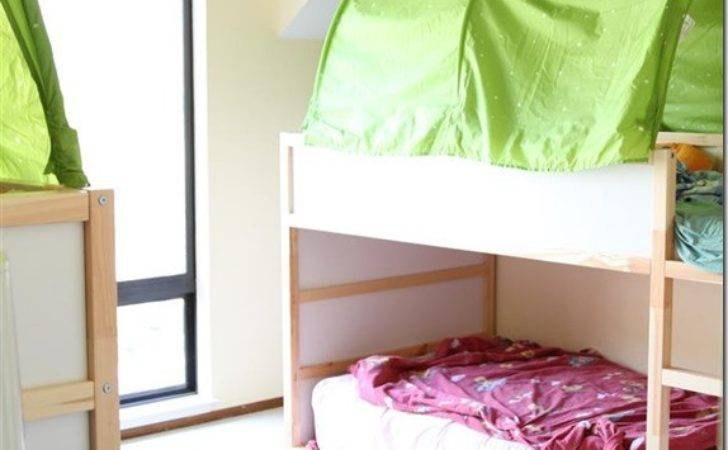 Tips Small Space Living Fit Four Beds One