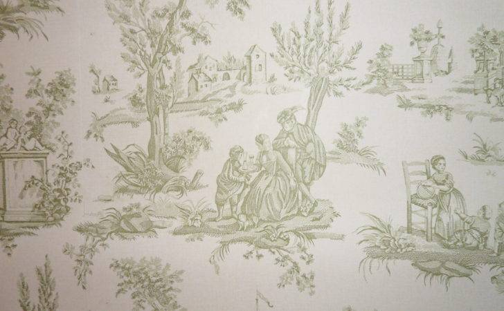 Toile Wallcovering Welcome Home Frank