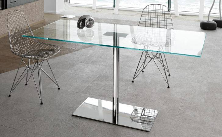 Tonelli Farniente Glass Dining Table Tables