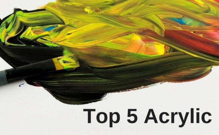Top Acrylic Painting Tips Craft Paper Scissors