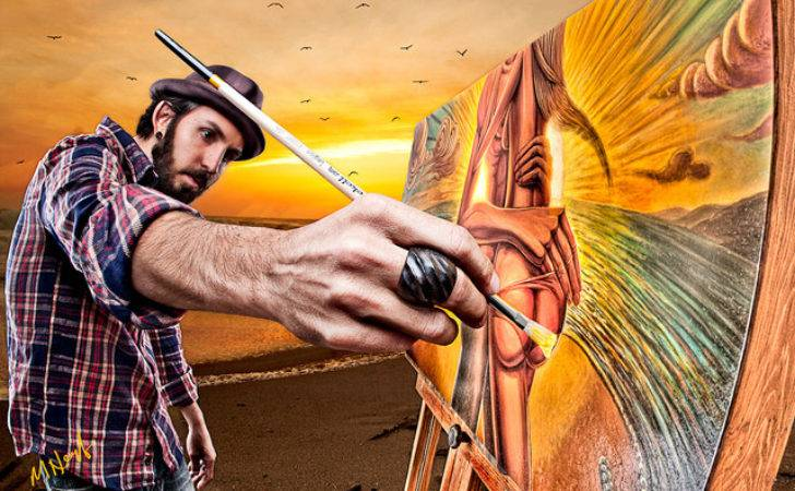 Top Android Apps Artists Create Remarkable Paintings