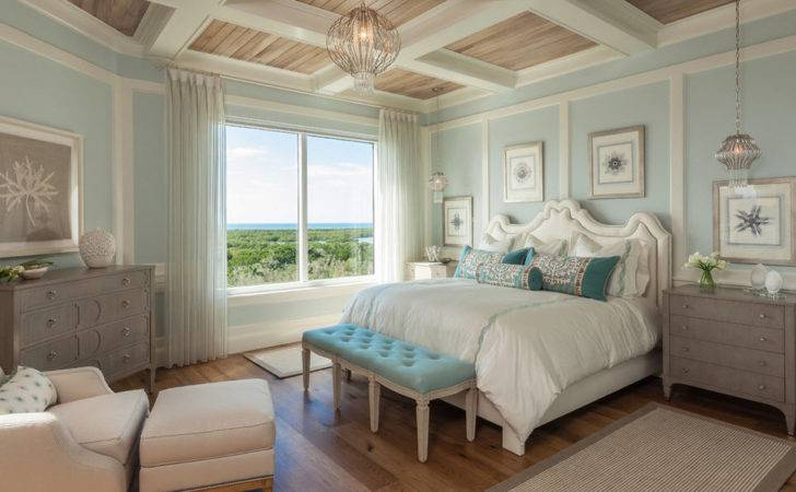 Top Beach Style Bedroom Design Ideas